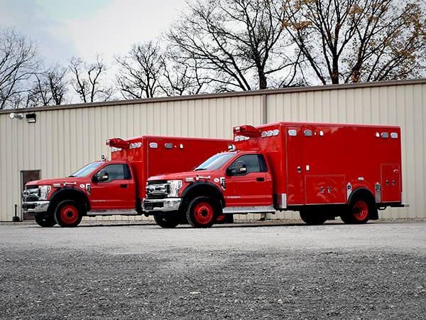 Ambulance Remounts Detroit