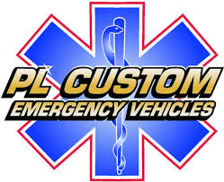 PL Custom Emergency Vehicles Logo
