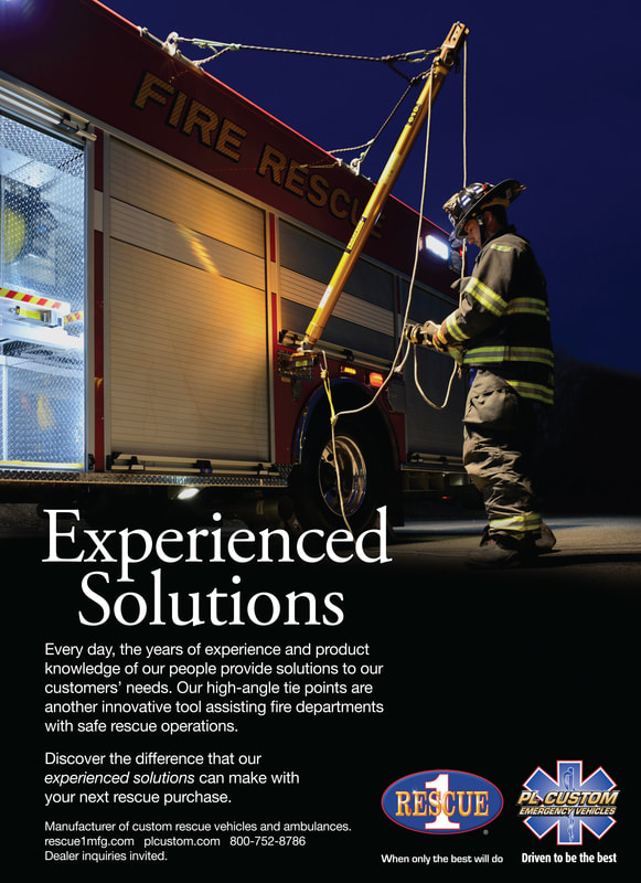Rescue 1 Experienced Solutions Emergency Vehicles